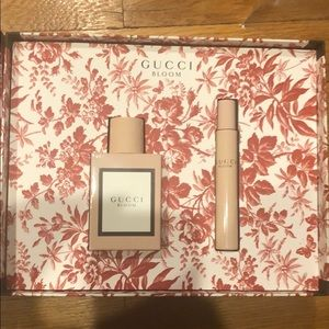 Brand new Gucci bloom set